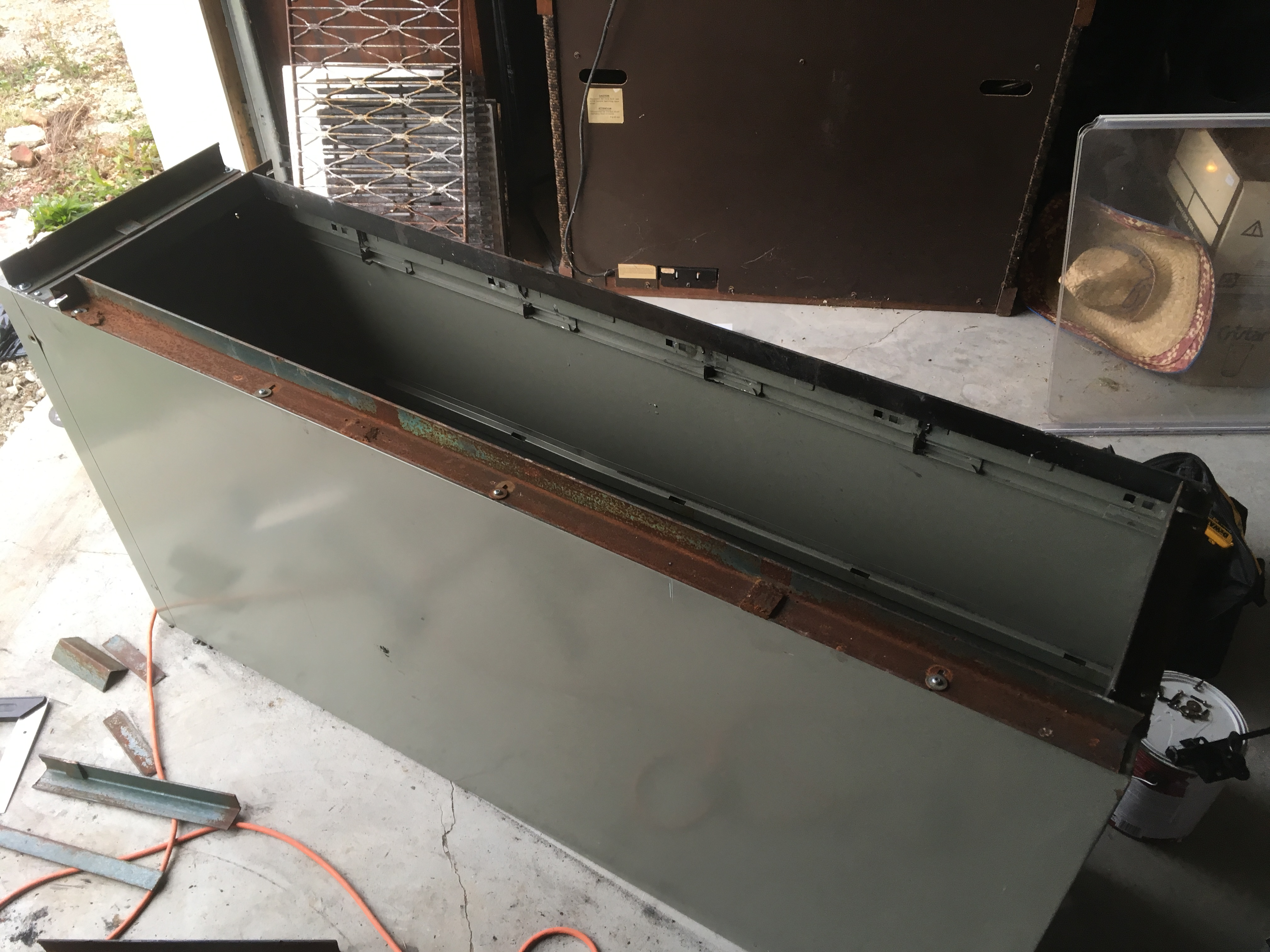 Picture of Angle Iron for Support