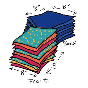 Rag Quilting Basics - Illustrated!