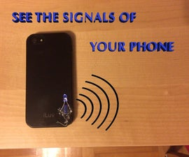 See the Signals of Your Phone