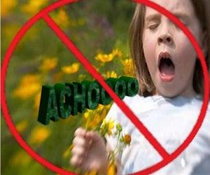 High-Powered Allergen Filter - CHEAP!