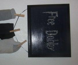 Free Dobby Sock Hanger