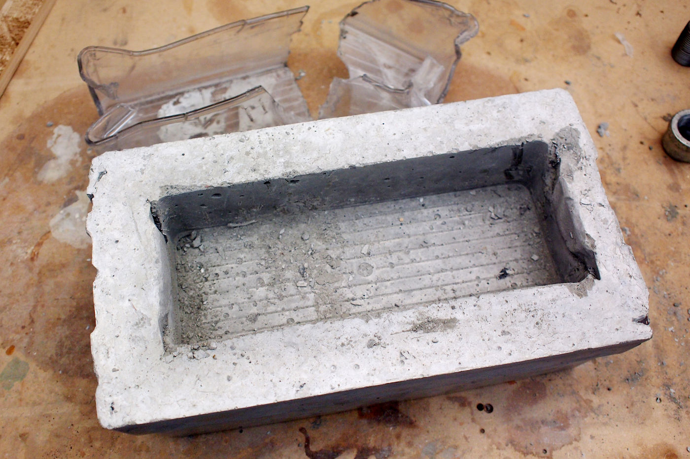 Remove From Mold