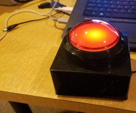 Photo Booth Big Red Button: Teensy LC