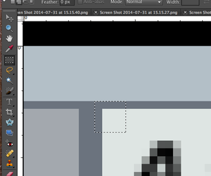 Easy Rectangular Cropping in Adobe Photoshop and the GIMP