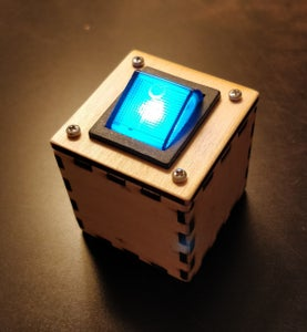 Busy Box #1 - a Simple Switch
