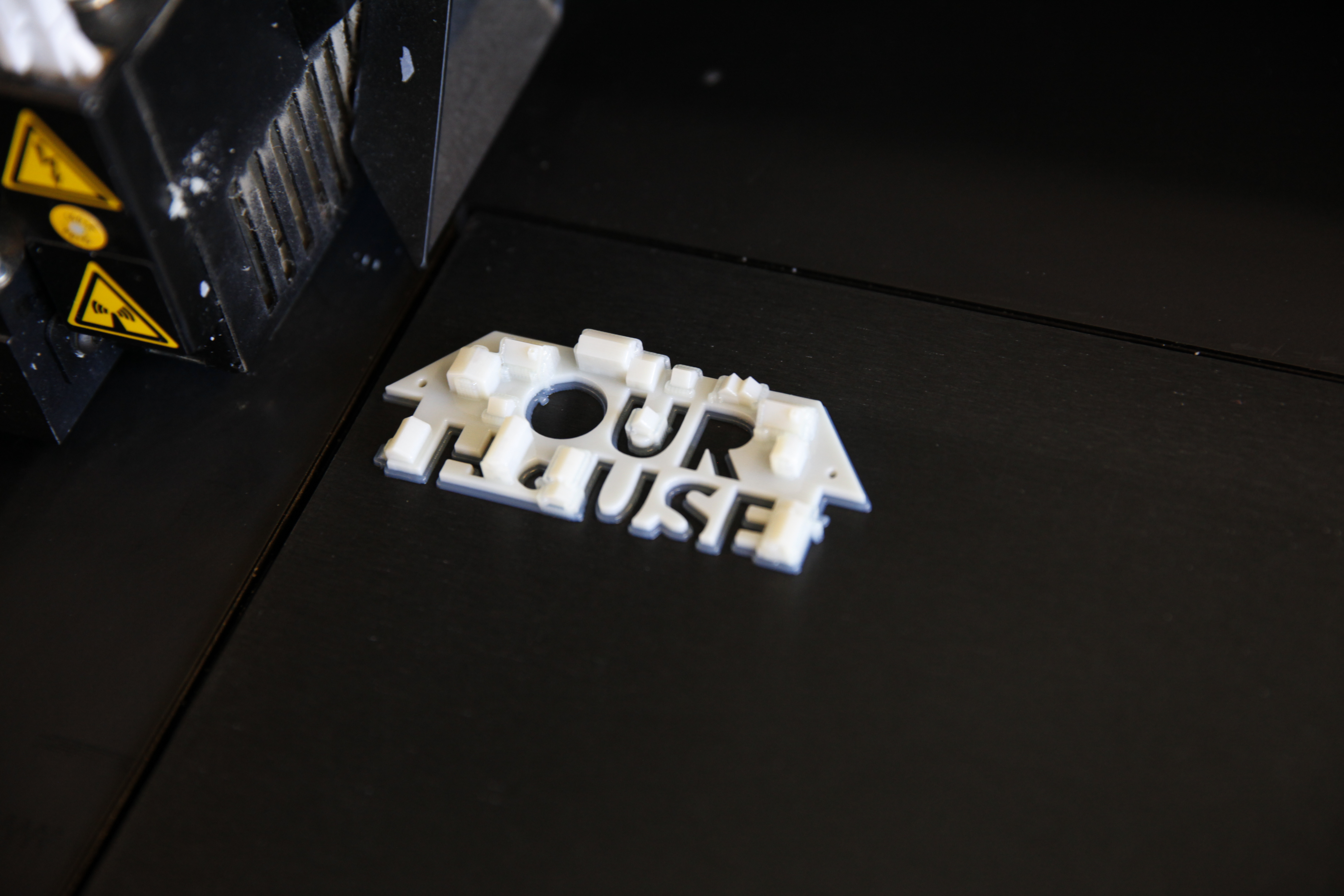 Picture of Printing the Model.