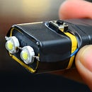 Super Bright 9v LED Flashlight