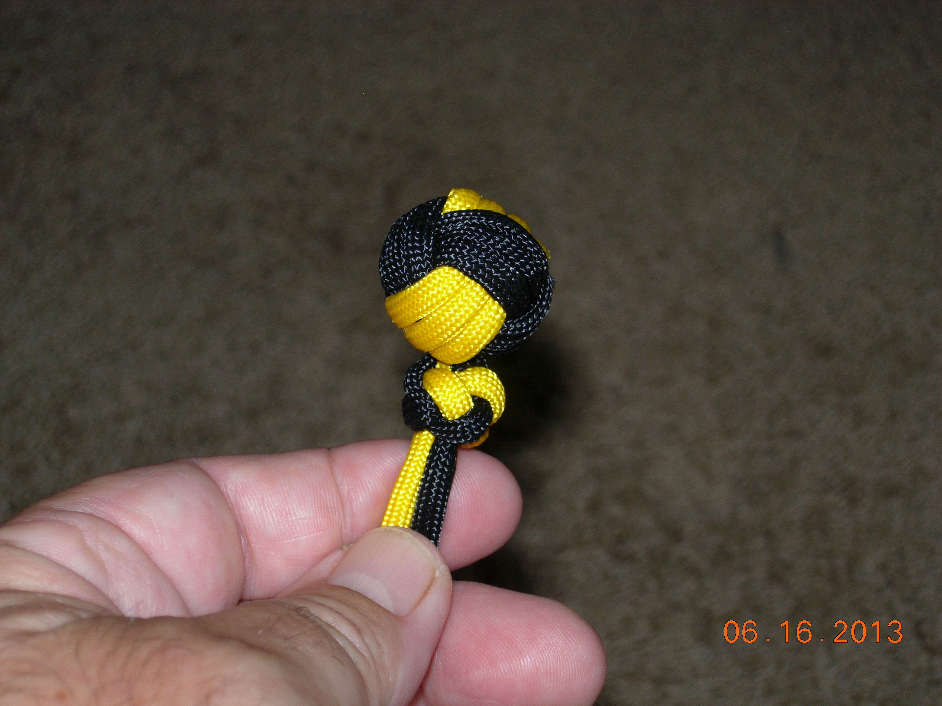 Picture of Now the Lanyard Knots