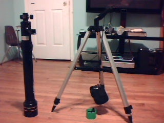 How to Make a Tripod From a Telescope