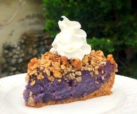 Maple Purple Pie
