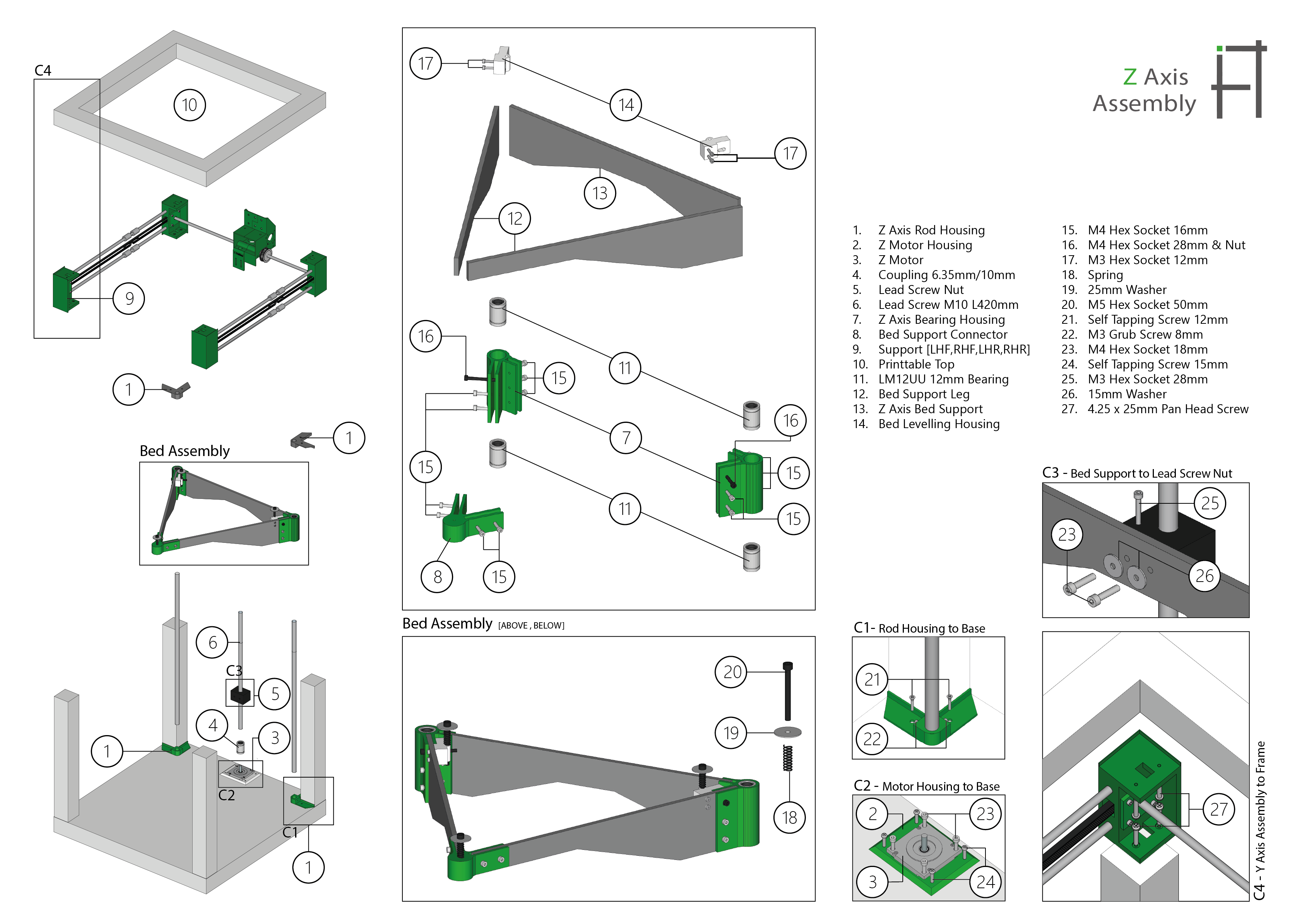Picture of Assembly Drawings and Video Animations