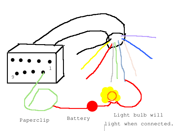 Picture of Connecting the Wires.