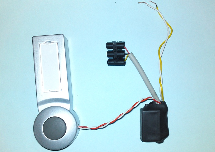 Picture of Doorbell to Arduino 'Interface'