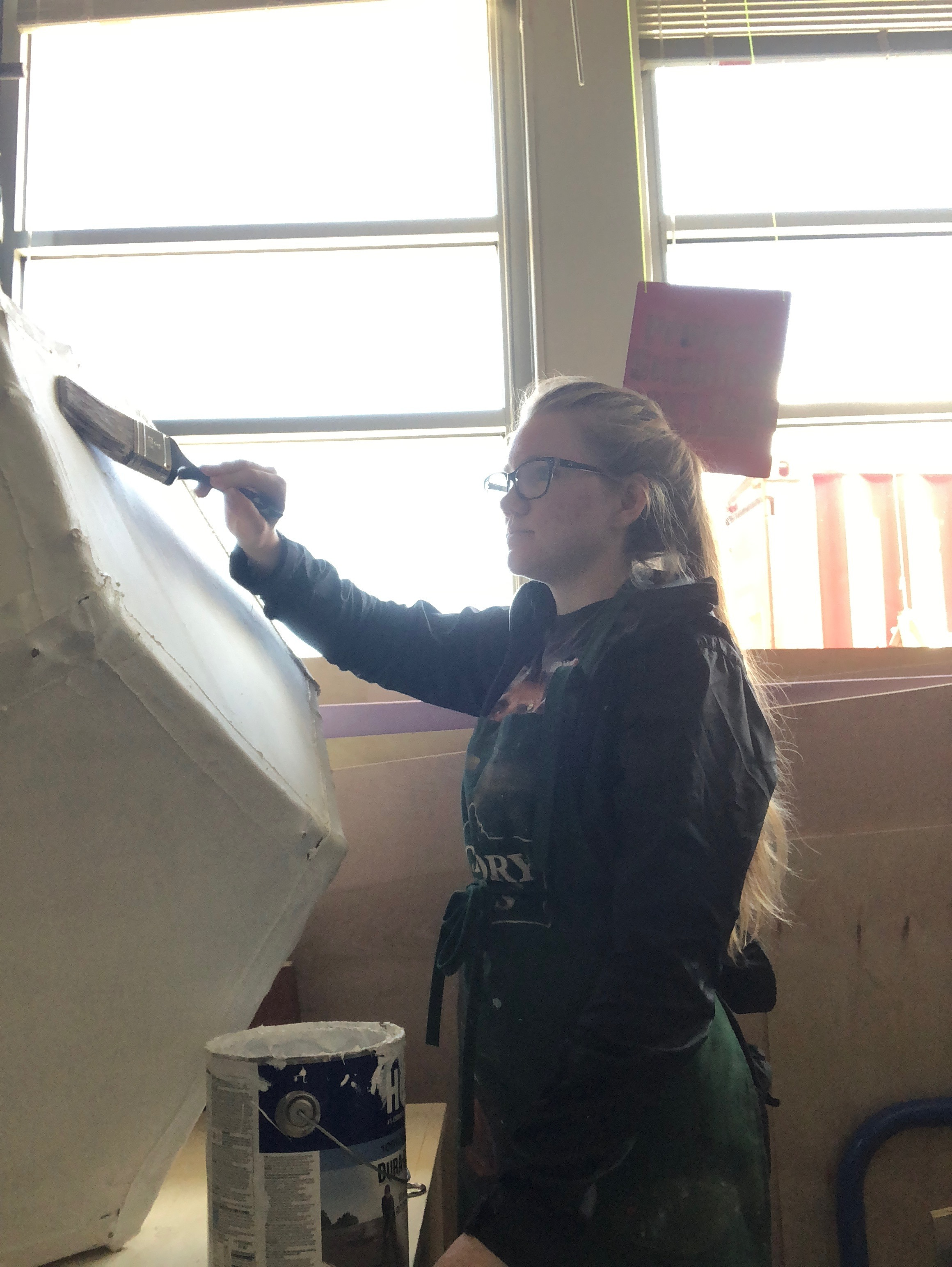 Picture of Paint With Waterproof Paint