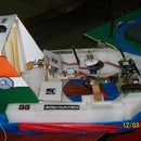 Wireless Hovercraft With GPS Tracking
