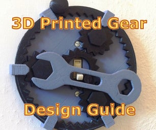 A Practical Guide to FDM 3D Printing Gears