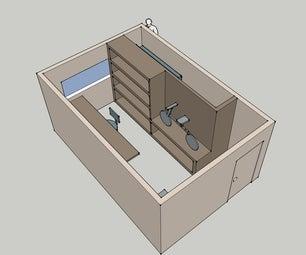 Transforming Bedroom