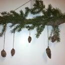 Repurposed Tree Wreath