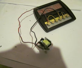 Solar Powered Phone Charger Dose Not Work See My Other One