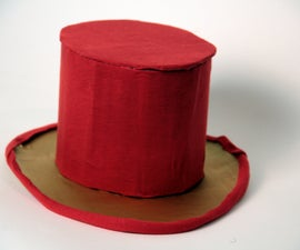 How to Make a Top Hat (on the cheap)