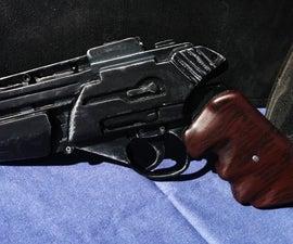 Battlestar Galactica Sea. 1 Sidearm: Fun with Guns and Moldmaking