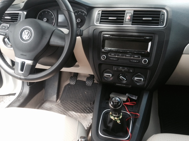 Picture of How to Drive a Manual Transmission Car