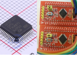 Alternative to STM32F103C8T6 by GigaDevice