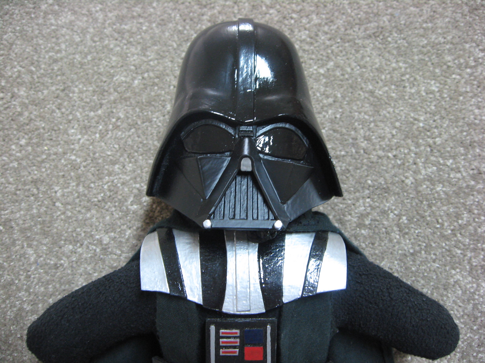 Picture of Darth Vader Plushie