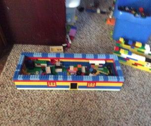 How to Make a Lego House