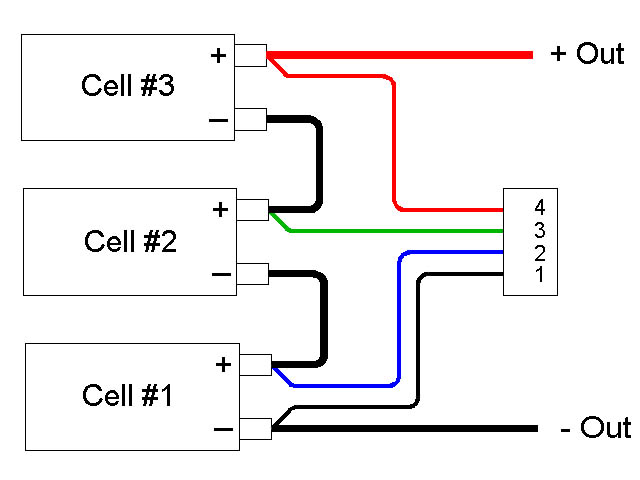 Picture of Connections-circuit Diagram