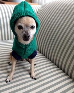 Refining a Sweater Pattern