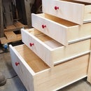 Basic Shop Drawers