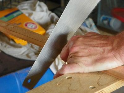 Wood to Make Hammock Rigid