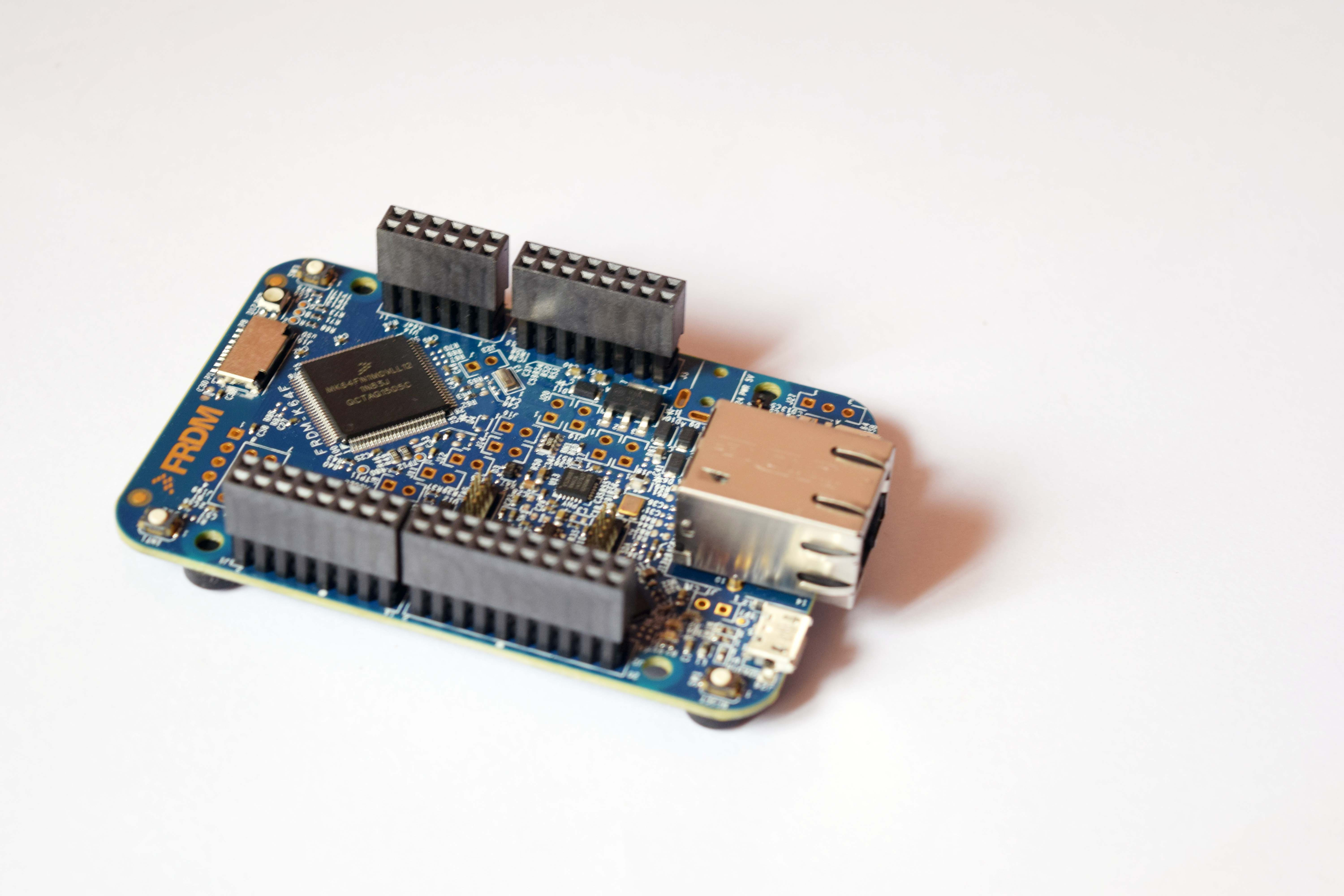 Picture of Getting Started With Freescale K64F