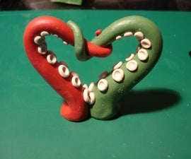 How to make (Valentines) Tentacles