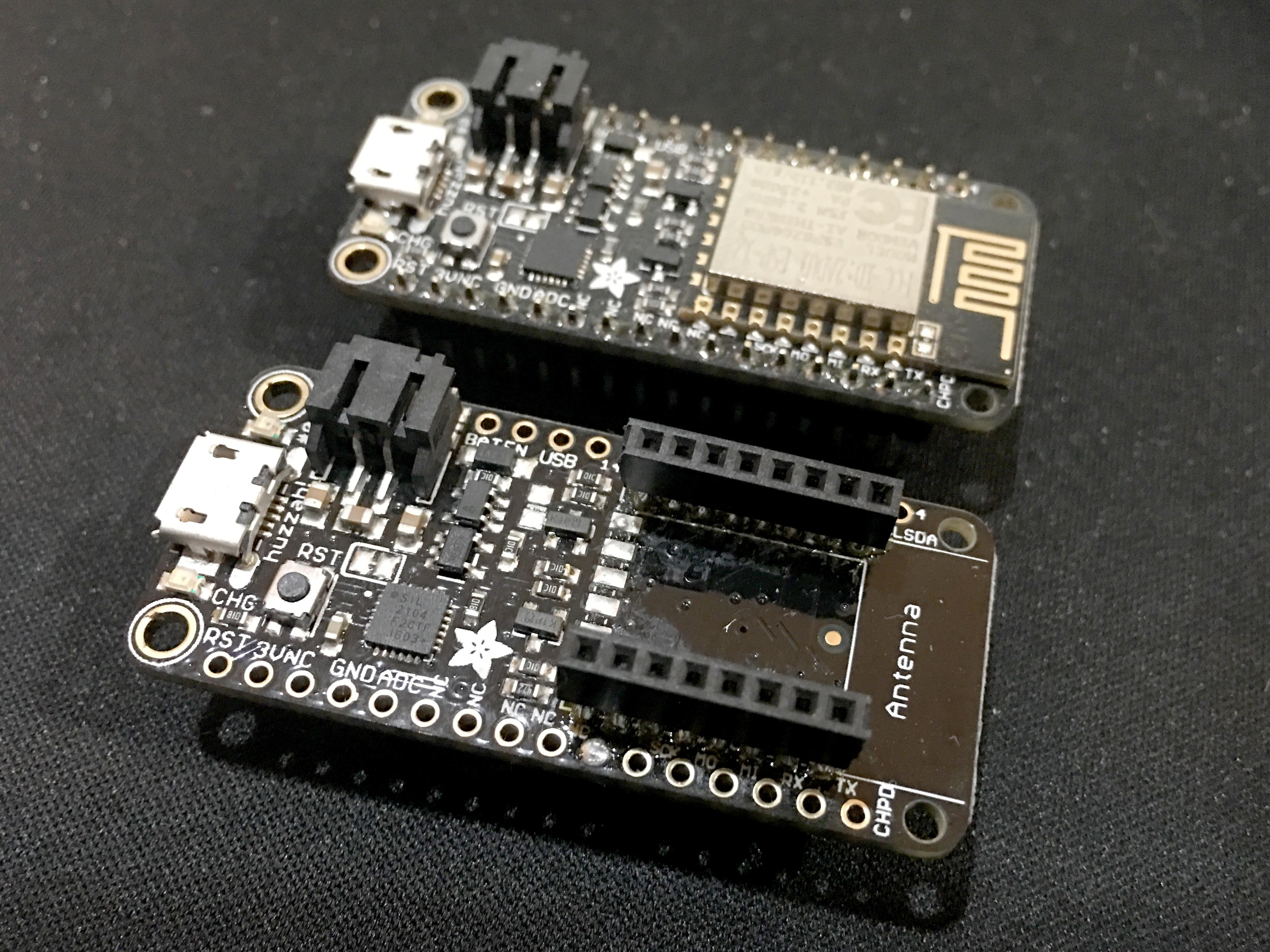 Picture of Programming the ESP8266-12E