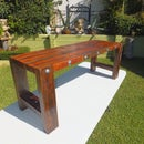 Reclaimed-Wood Table