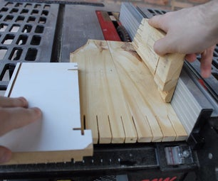 Better Table Saw Push Stick From Scrap Wood