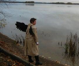 Castiel's Angel Wings