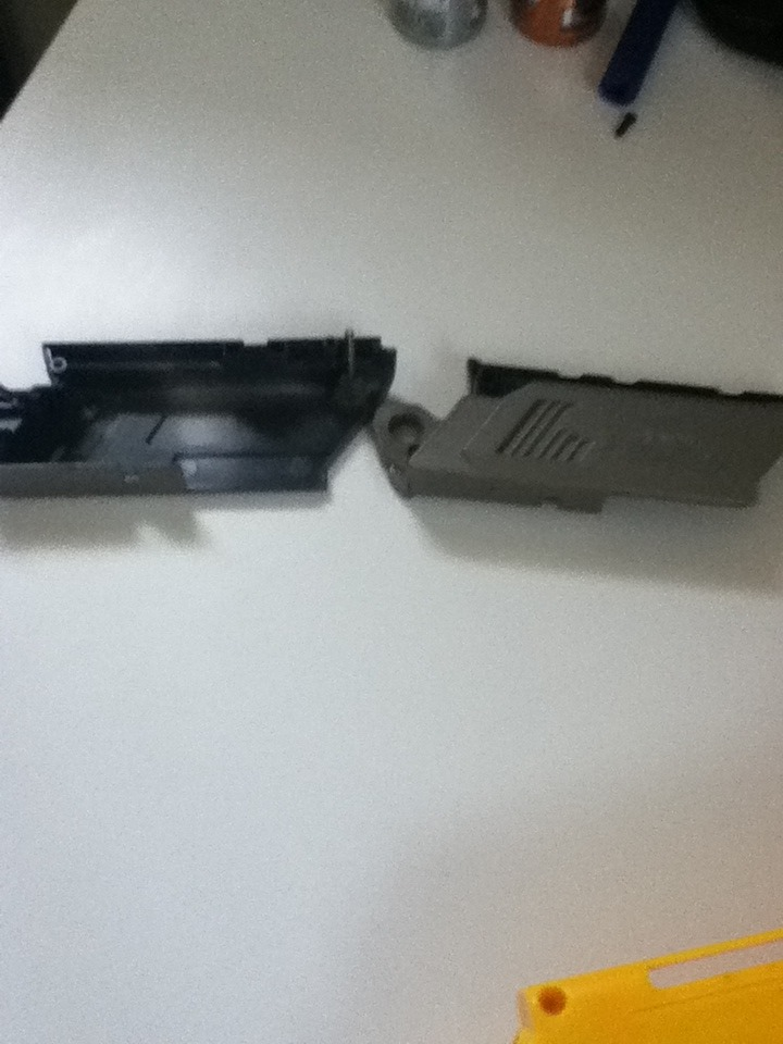 Picture of Put Handle Parts Aside