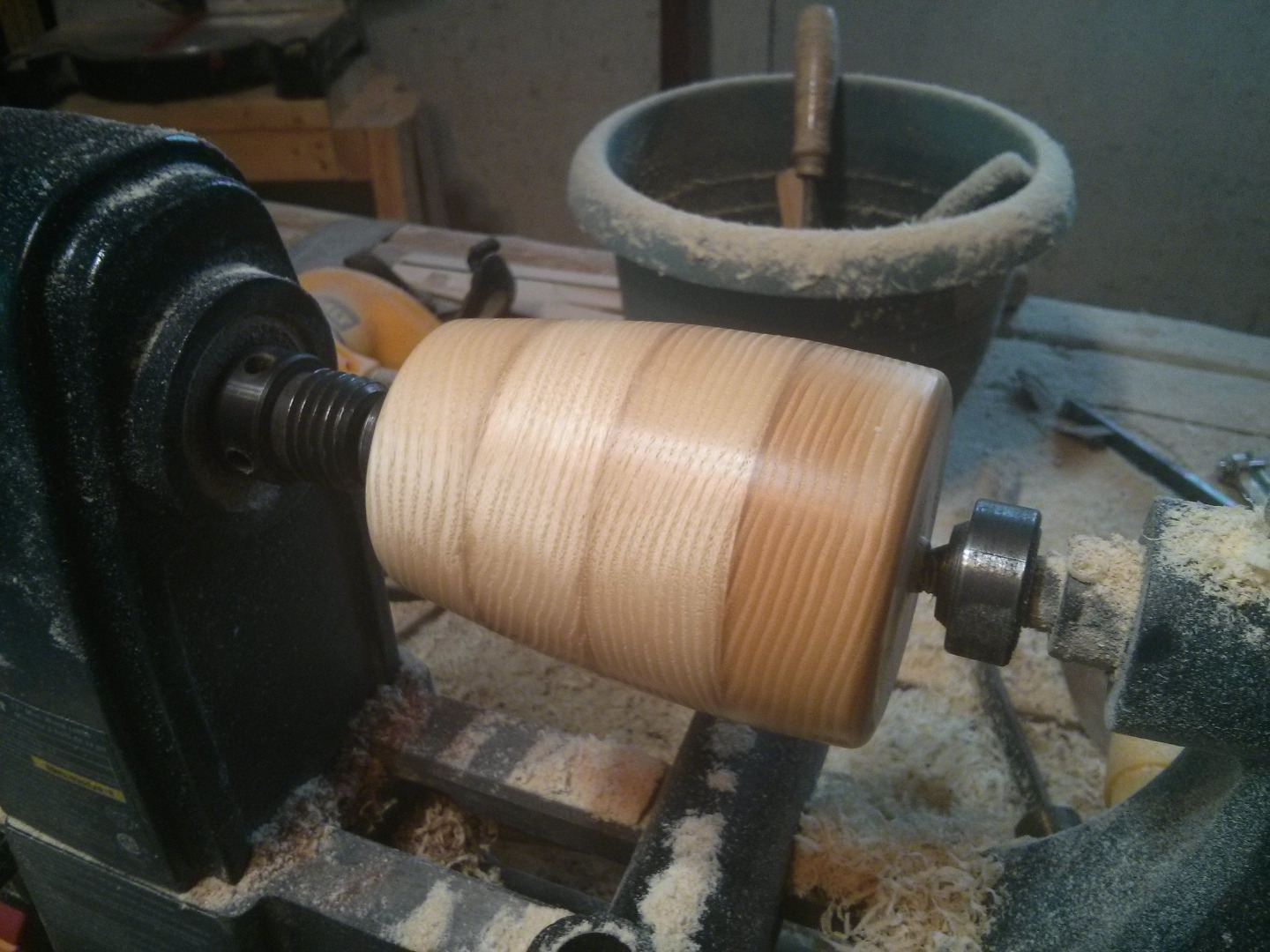 Picture of The Mallet Head - Round Mallet