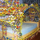 K'nex ball machine Canopy