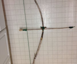 Survival Bow and Arrow