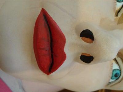 Lips and Cheeks