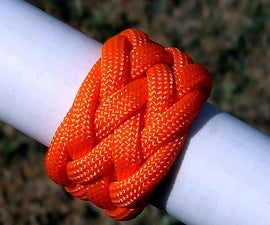 How to Tie a Paracord Gaucho Knot