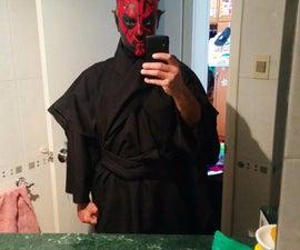 Darth Maul Star Wars latex mask