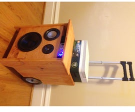 Portable Boombox / Cooler