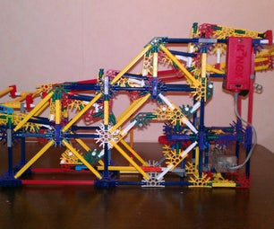 New Knex Ball Lift: Video and Instructions (name Contest)
