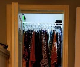 Magic Closet Lighting
