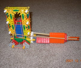 K'nex Semi-Automatic/Repeater/Shotgun